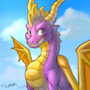 Spyro Fan Art