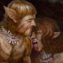 Fess (cat-folk). Threads of fate game art
