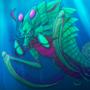 Mantis Shrimp Serpent