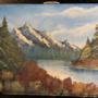 BobRoss 1: Coniferous Fall scene