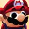 Mario on cocaine