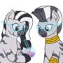 Zecora and Zeal Lanatus