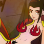 Azula Relieves some Stress!