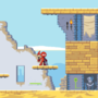 Primary Game Mockup: Desert area