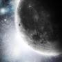 Vibrant Moon