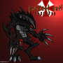 The Blacklight Hunter by Shiiface
