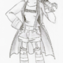 Steampunk Mechanic Girl by ShadedFox