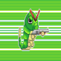 Caterpie Used SHOTGUN!