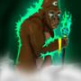 Gorilla Shaman by Andyman67