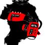 Robo Ninja Ghost by BIGMG