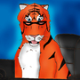 Tiger Librarian by Andyman67