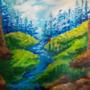 Acrylic Painting #4