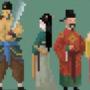 古代美女总是命运不好 pixel martial arts