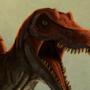 Spinosaurus Vs T-Rex (Jurassic Park 3 fan art)