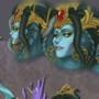 Xatanna the Gorgon Queen
