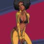 Imani, secret agent