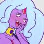 Flame Princess x Ice Queen Fusion?