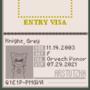 Grey Passport