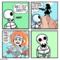 My life as a skeleton. [6]
