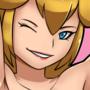 Commission : Princess Peach