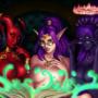 Commission - Lascivious Secrets (SFW)