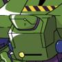 "M2A1HA ""Resinifera"" Self-Propelled Railgun"