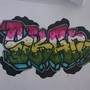 The sketch/for the wall) by SKANoner