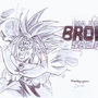 Majin Broly Saga by TheRagingDeadStudio