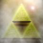 Mystic Triforce by Kaze666x