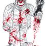Evil Clown by Letal