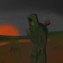 Good hunting, Stalker by PliskinMantis