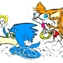 SONIC and TAILS by RockBullet