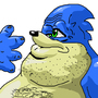 Chubnic the hedgehog
