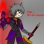 Die by my Hand by ZenethZero