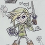Link in action by stevethefox
