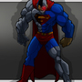 Cyborg Superman by RickMarin