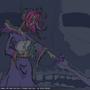 priestess by mrnihil