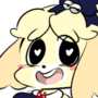 Happy Isabelle