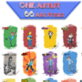 One Artist, 66 Art Styles