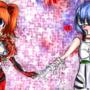 Rei & Asuka Fanart