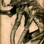 Vegetal monster by Lappeldusteak