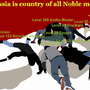 Russia is Country of Nobles. by Makakaov
