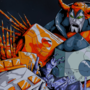 The Dreaded Planet Unicron