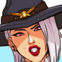 Commission: Ashe (Overwatch)