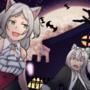 Sims and Hamman Halloween