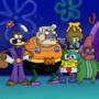 Mermaid Man and the Gang