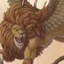 Feathered Manticore