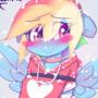 Rainbow Dash Christmas gift