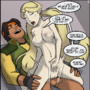 Hunk and Romelle