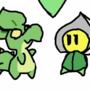 Pot and Calla